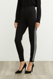 Joseph Ribkoff  Embellished Pant - Front cropped