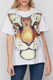 SP Embellished Tiger Tee - Product Mini Image