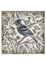 Ganz Embossed Bird Wall Decor A - Product Mini Image