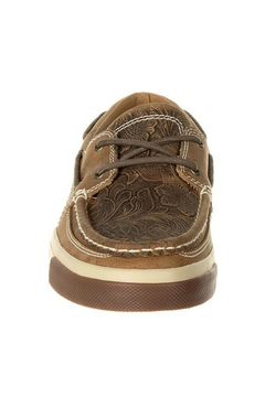Shoptiques Product: Embossed Boat Moc