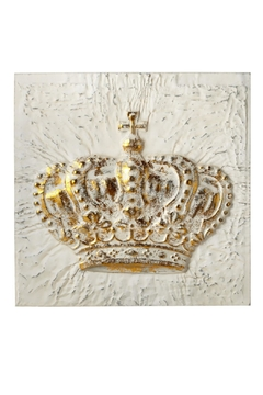 Midwest CBK Embossed Crown Wall-Decor - Alternate List Image