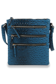Handbag Express Embossed Front Pocket Crossbody - Product Mini Image