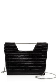 Nasty Gal Embossed Vegan-Leather Clutch - Product Mini Image