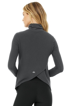 Alo Yoga  Embrace Long Sleeve - Alternate List Image