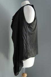 Embrace Micro-Suede Vest - Front full body