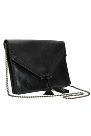 Embrazio Envelope Leather Clutch - Product Mini Image
