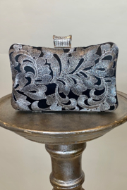 DOMINQIUE EMBRODERY EVENING BAG - Product Mini Image
