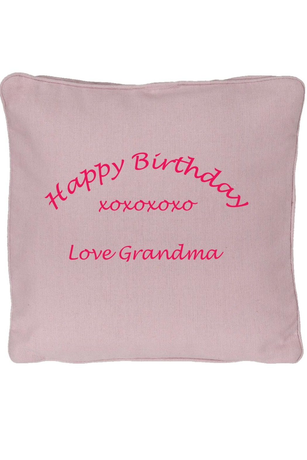 Embroider Buddy Memory Pillow - Front Cropped Image