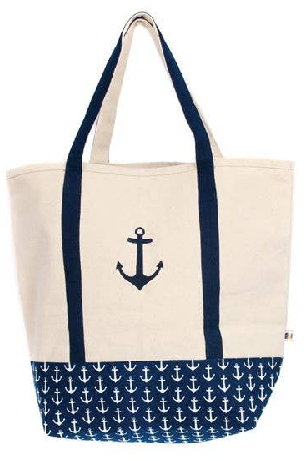 DEI Embroidered Anchor Tote - Main Image