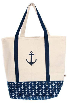 DEI Embroidered Anchor Tote - Product List Image