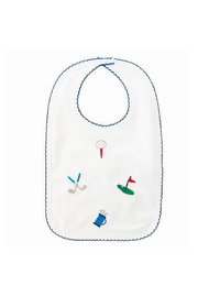 SAMMY & NAT Embroidered Bib - Product Mini Image