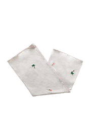 SAMMY & NAT Embroidered Blanket - Product Mini Image