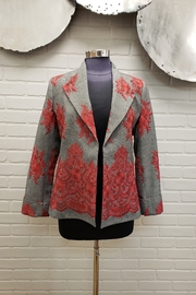 Scapa Embroidered Blazer - Product Mini Image