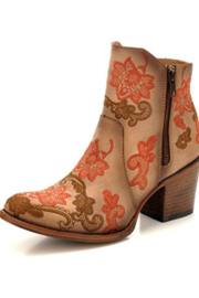 Corral Boots Embroidered Bootie - Product Mini Image