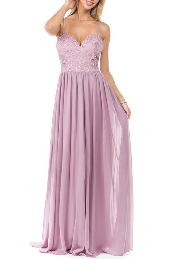 maniju Embroidered Chiffon Maxi Dress from Orlando by Zingara Souls — Shoptiques