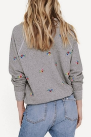 The Great Embroidered College Sweatshirt - Front full body
