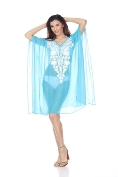 Kareena's Embroidered Cover-Up - Product List Image