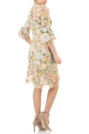 Seventy Embroidered Floral Dress - Side cropped
