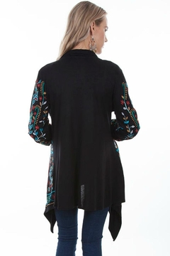 Scully Embroidered Floral Jacket - Alternate List Image