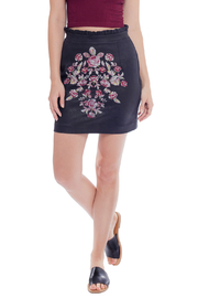 Taylor and Sage Embroidered front skirt - Product Mini Image