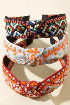 China Embroidered Head Bands - Product List Image