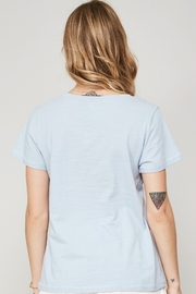 Promesa  Embroidered Heart Tee - Front full body