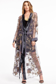 Aratta  EMBROIDERED KIMONO / DUSTER - Other
