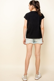 Thml Embroidered Knit Top - Other