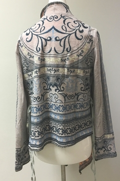 Adore Embroidered Layer Sweater - Alternate List Image
