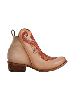 Corral Boots Embroidered Leather Boot - Alternate List Image