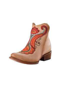 Corral Boots Embroidered Leather Boot - Product List Image
