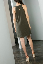 THML Clothing Embroidered Shift Dress - Side cropped