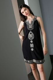 THML Clothing Embroidered Shift Dress - Other