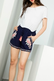 THML  embroidered short - Product Mini Image