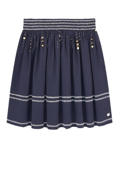 Shoptiques Product: Embroidered Skirt