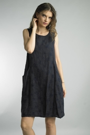 Tempo Paris Embroidered Sleeveless Dress - Product Mini Image