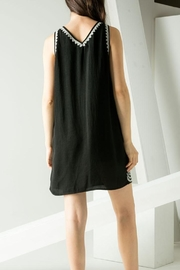 THML Clothing Embroidered Sleeveless Dress - Other