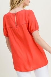 Jodifl Embroidered Top - Front full body