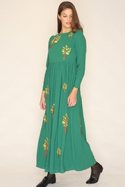 PepaLoves Embroidered Tree Maxi - Product Mini Image