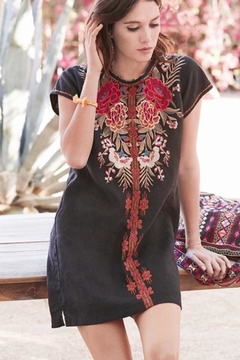 b5ee0f021d1 ... Johnny Was Embroidered Tunic Dress - Product List Placeholder Image