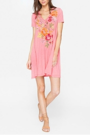 Johnny Was Embroidered Tunic Dress - Product Mini Image