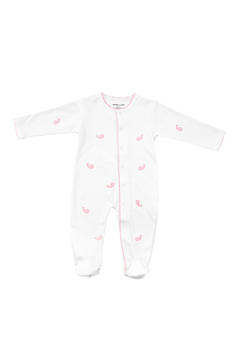 SAMMY & NAT Embroidered Whale Onesie - Alternate List Image