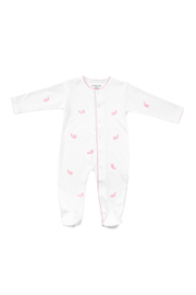 SAMMY & NAT Embroidered Whale Onesie - Product Mini Image