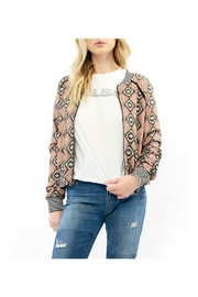Saltwater Luxe Embroidery Crossfire Bomber - Product Mini Image