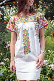 Sister Mary Embroidery Mexican Dress - Product Mini Image