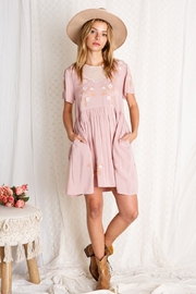 BaeVely Embroiled Dress - Other