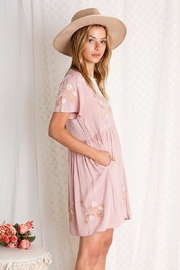 BaeVely Embroiled Dress - Side cropped