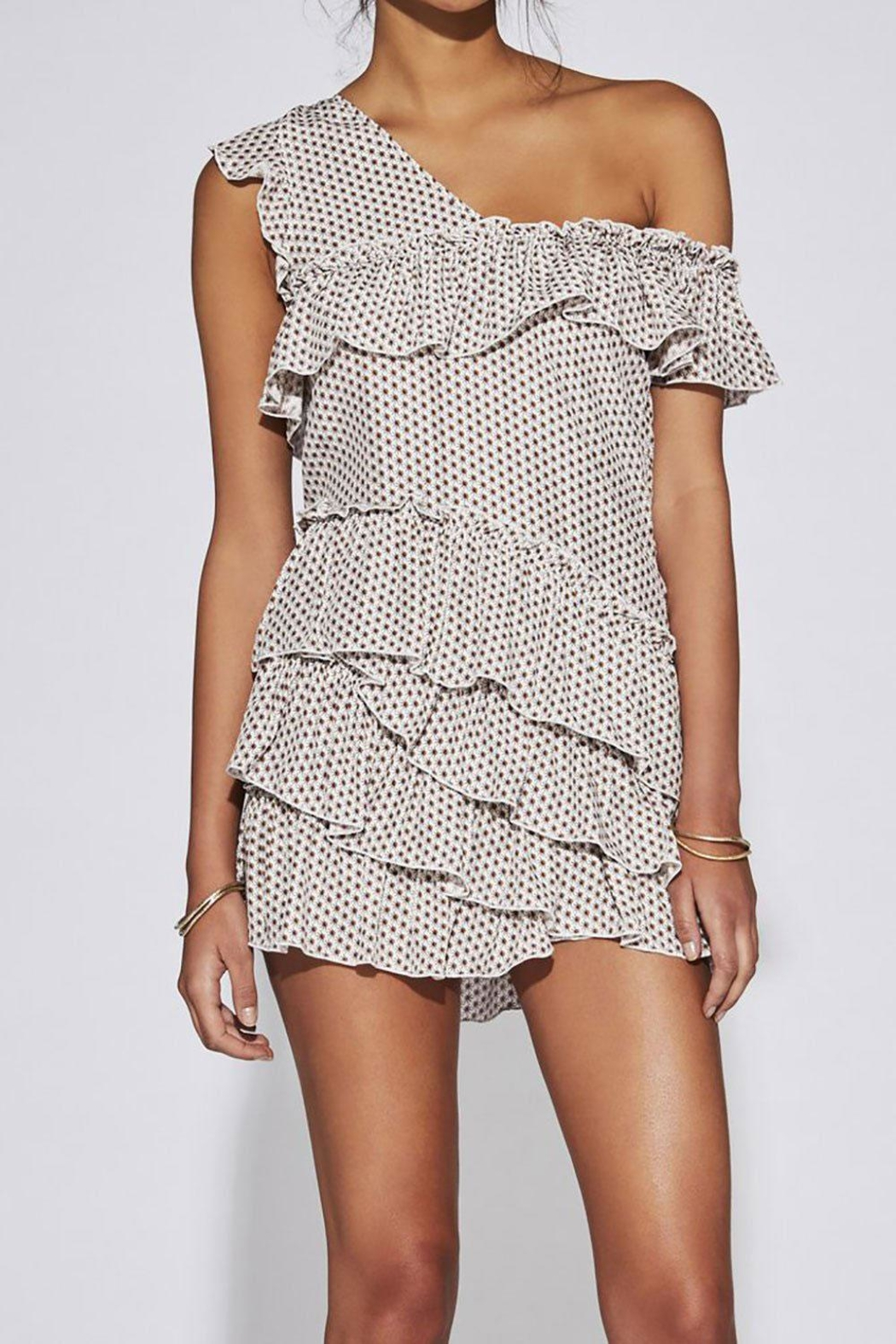 SIR the label Emelie Mini Dress - Side Cropped Image