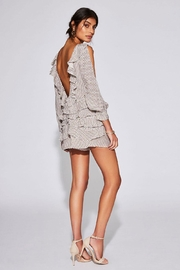 SIR the label Emelie Ruffled Romper - Product Mini Image