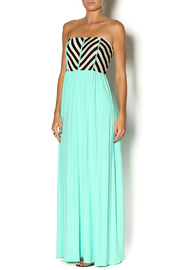 EMERALD COLLECTION Sweet Life Maxi Dress - Product Mini Image